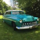1951 Mercury Monterey Coupe Custom Coupe with Chopped Carson Top