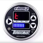 Turbosmart eBoost2 EBC Electronic Turbo Boost Controller Gauge, 60mm (Silver)