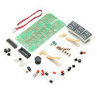 New Six Digital LED Electronic DIY Clock Kit 7-12V