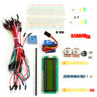New 1602 LCD Module Breadboard Jumper Starter Kit For Arduino