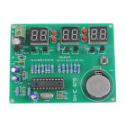 New DIY 6 Digital LED Electronic Clock Kit 9V-12V AT89C2051
