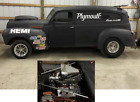 1940 Plymouth Panel Truck  1940 Plymouth Panel Delivery Truck Supercharged 426 Hemi Hot Rod Race Ready