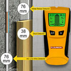 Floureon LCD Finder Wall  3in1 Metal Detector Stud Center AC Live Wire Scanner