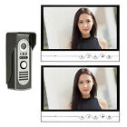 9 inch 2-Big Screen Video Door phone Doorbell night vision Camera video Intercom