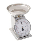 Stainless Steel Portion Scale Kitchen 11 Pound Gourmet Food Prep Weigh Measure