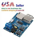 TF Card U Disk MP3 Format Decoder Board Audio Player Decoding Module Amplifier