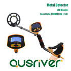 Deep Searching Sensitive Metal Detector Gold Digger Treasure Hunter Xmas Gift