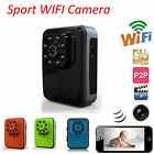 Wifi Sports HD 1080P Mini Camera Night Vision Motion detection Spy IP Camcorder