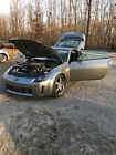 2004 Nissan 350Z Dark Grey 2004 Nissan 350z Enthusiast