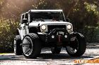 2014 Jeep Wrangler Sahara 2014 Jeep Wrangler Sahara Unlimited 4WD SEMA SHOW BUILT CUSTOM  COMPETION SOUND