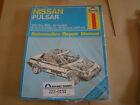 Haynes Repair Manual Nissan Pulsar 1983 thru 1986, All Models - NEW! 321706