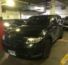 2009 Saab 9-7x 4.2i Sport Utility 4D AAB CUSTOM ALL BLACK 2009 -- 97X 4.2i Sport Utility SUV -  LOW MILES