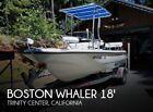 2000 Boston Whaler 180 Dauntless Used