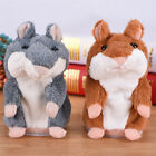 Talking Hamster Plush Toy Hot Cute Learned Speaks Talking Sound Record Toy EM