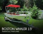 1983 Boston Whaler Sport 15 Used