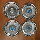 "1962 62 Chevy Chevrolet Impala 14"" 14 Inch Hubcaps Wheelcovers"