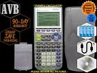 Texas Instruments TI-83 PLUS SILVER EDITION - School College Graphing Calculator