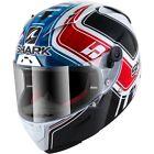 SHARK RACE-R PRO TOM SYKES RGU Carbon Motorbike Light Helmet