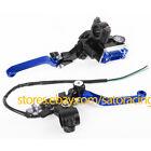 """For Yamaha YZ250F 2009-2014 22mm 7/8"""" Brake Master Cylinder Reservoir levers set"""