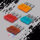 8pcs Micro3 ATL Automotive Blade Fuse combo kit 5a 7.5a 10a 15a 32V VDC New USA