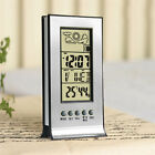 Digital Indoor LCD Hygrometer Thermometer Temperature Humidity Meter Alarm Clock