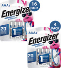 Energizer Ultimate Lithium AAA Size Batteries (20 Pack)