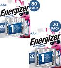 Energizer AA Ultimate Lithium Long Lasting Leakproof Batteries (100 Pack)