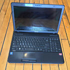 Toshiba Satellite 15.6 (C655D) E-240 1.5GHz 3GB HDD - Broken - Parts/Repair Only