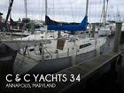 1983 C & C Yachts 34 Used
