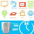 WIFI Smart APP Remote Control Timer Socket US Plug Home Automation Switch USA