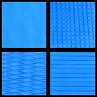 Hydro-Turf In Stock - Sheet Material - Light Blue Cut Groove - Ready2Ship