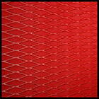 Hydro-Turf In Stock - Sheet Material - Red Molded Diamond - Ready2Ship