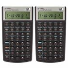 HP 10bII+ Financial Calculator (NW239AA) For Business Accounting Banking 2 Pack