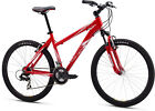 Mongoose Women's Switchback Sport Mountain Bike, Red