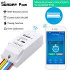 Sonoff Pow 16A WiFi Wireless Smart Swtich Module Power Consumption Measure Tool