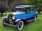 1930 Plymouth 30-U  1930 Plymouth Sedan