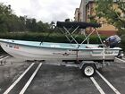 16 ft Mitchell Sport, 2015 Yamaha 25 hp, No issues