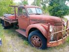 1946 Chevrolet Other Pickups  1946 Chevy 1.5 Ton Dually Flatbed - Rat Rod Project