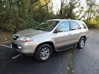 2002 Acura MDX Touring 2002 Acura MDX Touring w/ Navigation 4x4 new tires 2 owner loaded