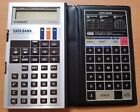 Casio Databank Super Memory-Computer PF-3000 calculator TESTED vintage Japan
