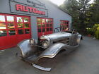 1935 Mercedes-Benz 500-Series ROADSTER 1935 MERCEDES BENZ 540K STEEL CHASSIS BODY COPY CUSTOM HAND MADE IN EUROPE