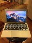 "Apple MacBook Air A1465 11.6"" Laptop - MD711LL/B April, 2014 only 71 bat cycles"