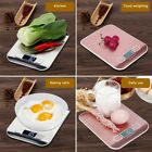 Digital Kitchen Scale Multifunction LCD Display Stainless Steel Food Weight Tool