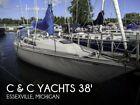 1981 C & C Yachts Landfall 38 Sloop Used