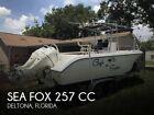 2002 Sea Fox 257 CC Used