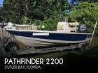2009 Pathfinder 2200 Used
