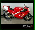 Ducati 888 Corsa Factory Ducati Racing Superbike  1992 Ducati 888 Corsa Factory Ducati Racing Superbike