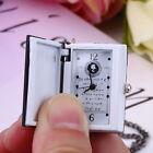 Cool Vintage Unique Death Note Book Quartz Pocket Watch Pendant Necklace Gift RS