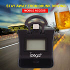Breath Alcohol Tester Alcohol Tester Breathalyzer Professional Digital