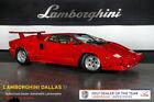 1989 Lamborghini Countach  RARE 25TH ANNIVERSARY!!+POWER SEATS+LARGE REAR WING+ALPINE+O.Z. MODULARE+LEATHER
